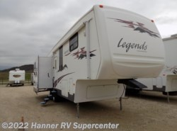 Used 2008  Pilgrim International Legends 30CK3S by Pilgrim International from Hanner RV Supercenter in Baird, TX