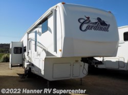 Used 2008  Forest River Cardinal 35SB by Forest River from Hanner RV Supercenter in Baird, TX
