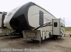 New 2017  Forest River Sandpiper 3350BH by Forest River from Hanner RV Supercenter in Baird, TX