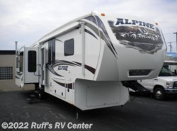Used 2013  Keystone Alpine 3500RE
