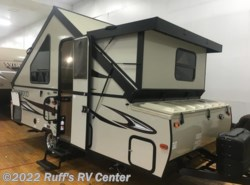 New 2017  Forest River Rockwood Hard Side High Wall A214HW by Forest River from Ruff's RV Center in Euclid, OH