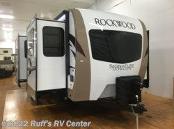 New 2017  Forest River Rockwood Signature Ultra Lite Travel Trailer 8324BS by Forest River from Ruff's RV Center in Euclid, OH