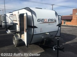 New 2017  Forest River Rockwood Geo Pro G12RK by Forest River from Ruff's RV Center in Euclid, OH