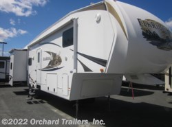 Used 2011  Heartland RV ElkRidge 34RLSA by Heartland RV from Orchard Trailers, Inc. in Whately, MA