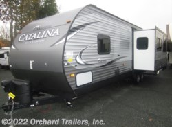 New 2017  Coachmen Catalina 283RKS by Coachmen from Orchard Trailers, Inc. in Whately, MA