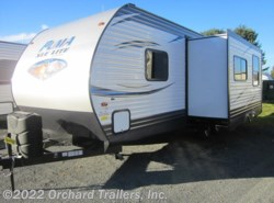 New 2017  Palomino Puma XLE Lite 25RBSC by Palomino from Orchard Trailers, Inc. in Whately, MA
