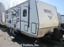 New 2017  Forest River Rockwood Mini Lite 2509S by Forest River from Orchard Trailers, Inc. in Whately, MA