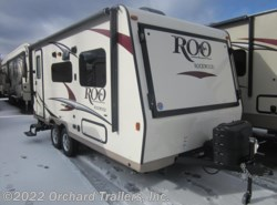 New 2017  Forest River Rockwood Roo 19 by Forest River from Orchard Trailers, Inc. in Whately, MA