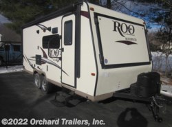 New 2017  Forest River Rockwood Roo 183 by Forest River from Orchard Trailers, Inc. in Whately, MA