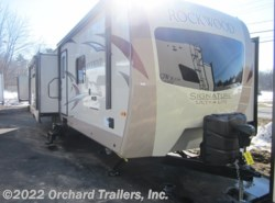 New 2017  Forest River Rockwood Signature Ultra Lite 8328BS by Forest River from Orchard Trailers, Inc. in Whately, MA