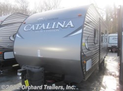 New 2017  Coachmen Catalina 243RBS by Coachmen from Orchard Trailers, Inc. in Whately, MA