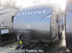 New 2017  Coachmen Catalina 223RBS by Coachmen from Orchard Trailers, Inc. in Whately, MA