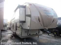 Used 2015  Forest River Rockwood Signature Ultra Lite 8280WS by Forest River from Orchard Trailers, Inc. in Whately, MA