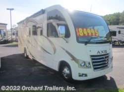 New 2018 Thor Motor Coach Axis 27.7 available in Whately, Massachusetts