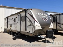 New 2017  Cruiser RV Fun Finder Xtreme Lite 28QD by Cruiser RV from Lazydays RV America in Aurora, CO