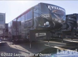 New 2015  Heartland RV Cyclone 4000 by Heartland RV from Lazydays RV America in Aurora, CO