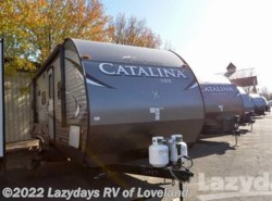 New 2017  Coachmen Catalina 261BHS by Coachmen from Lazydays RV America in Loveland, CO