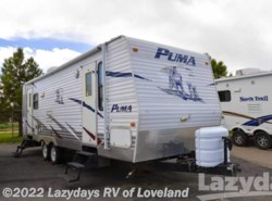 Used 2009  Palomino Puma 27RLS by Palomino from Lazydays RV America in Loveland, CO