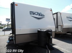 New 2017  Forest River Flagstaff Micro Lite 25KS by Forest River from RV City in Benton, AR