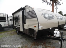 New 2017  Forest River Cherokee Wolf Pup 16FQ by Forest River from RV City in Benton, AR