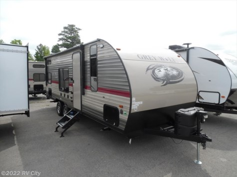 2019 Forest River Cherokee Grey Wolf 22MKSE