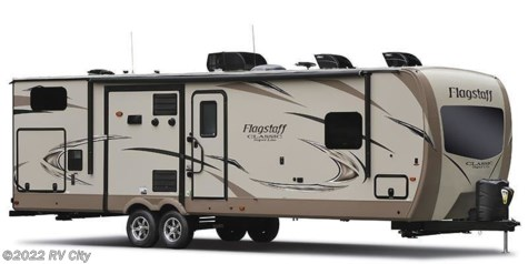 2019 Forest River Flagstaff Super Lite/Classic 832IKBS