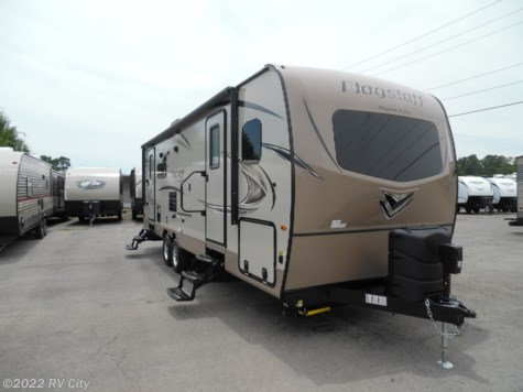 2019 Forest River Flagstaff Super Lite/Classic 26RLWS