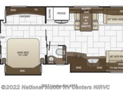 New 2017  Newmar London Aire 4553 by Newmar from National Indoor RV Centers in Lewisville, TX