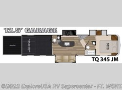 New 2017  Heartland RV Torque TQ 345 JM by Heartland RV from ExploreUSA RV Supercenter - FT. WORTH, TX in Ft. Worth, TX
