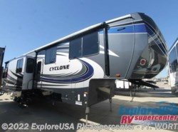 New 2017  Heartland RV Cyclone 4000 Elite by Heartland RV from ExploreUSA RV Supercenter - FT. WORTH, TX in Ft. Worth, TX