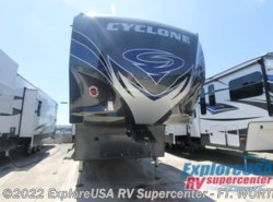 New 2017  Heartland RV Cyclone 4150 by Heartland RV from ExploreUSA RV Supercenter - FT. WORTH, TX in Ft. Worth, TX