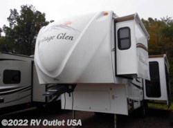 Used 2011  Forest River Wildwood Heritage Glen 246RLBS by Forest River from RV Outlet USA in Ringgold, VA