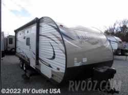 New 2016  Forest River Wildwood X-Lite 230BHXL by Forest River from RV Outlet USA in Ringgold, VA