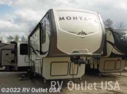 New 2016 Keystone Montana 3720RL Legacy available in Ringgold, Virginia