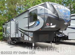 New 2017  Heartland RV Cyclone 4113HD by Heartland RV from RV Outlet USA in Ringgold, VA