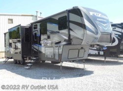 New 2017  Keystone Fuzion 422 Chrome by Keystone from RV Outlet USA in Ringgold, VA