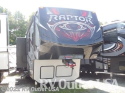 New 2017  Keystone Raptor 425TS by Keystone from RV Outlet USA in Ringgold, VA