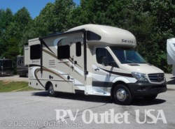 New 2017  Thor Motor Coach Siesta Sprinter 24SR by Thor Motor Coach from RV Outlet USA in Ringgold, VA