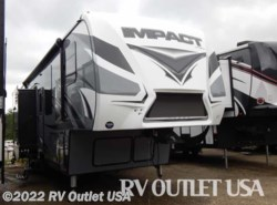 New 2017  Keystone Fuzion Impact 341 by Keystone from RV Outlet USA in Ringgold, VA