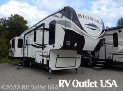 New 2017  Heartland RV Bighorn Traveler 39MB by Heartland RV from RV Outlet USA in Ringgold, VA