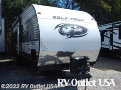 New 2017  Forest River Cherokee Wolf Pack T24 by Forest River from RV Outlet USA in Ringgold, VA