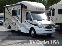New 2017  Thor Motor Coach Siesta Sprinter 24SS by Thor Motor Coach from RV Outlet USA in Ringgold, VA