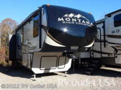 New 2017  Keystone Montana High Country 340BH by Keystone from RV Outlet USA in Ringgold, VA
