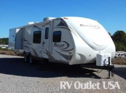 Used 2010  Keystone Bullet 295BHS by Keystone from RV Outlet USA in Ringgold, VA