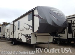 New 2017  Forest River Wildwood Heritage Glen 368RLBHK by Forest River from RV Outlet USA in Ringgold, VA