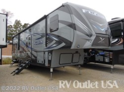 New 2017  Keystone Fuzion 325 by Keystone from RV Outlet USA in Ringgold, VA