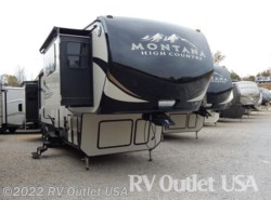 New 2017  Keystone Montana High Country 374FL by Keystone from RV Outlet USA in Ringgold, VA