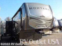 New 2017  Keystone Montana 3790RD by Keystone from RV Outlet USA in Ringgold, VA