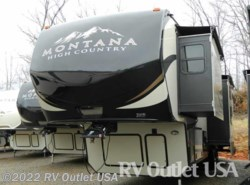 New 2017  Keystone Montana High Country 370BR by Keystone from RV Outlet USA in Ringgold, VA