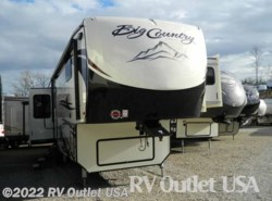 New 2017  Heartland RV Big Country 3560SS by Heartland RV from RV Outlet USA in Ringgold, VA